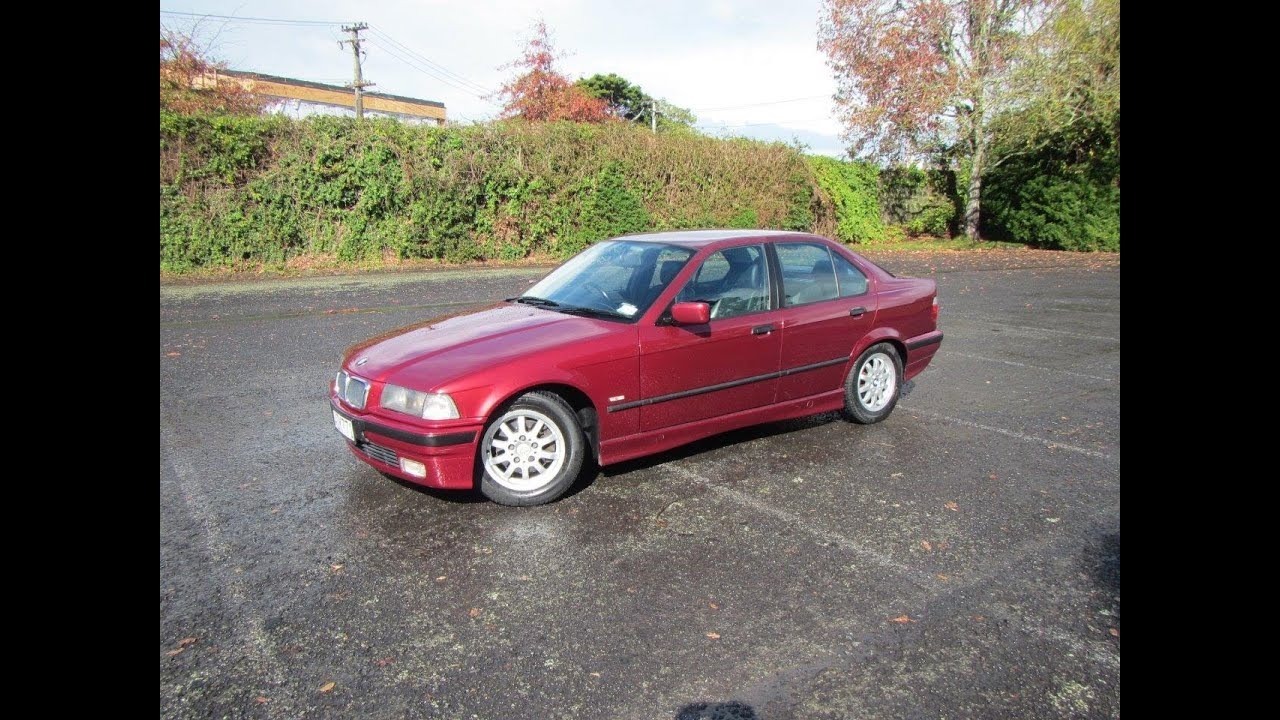1997 Bmw 323i  1 Reserve     Cash4cars Cash4cars     Sold