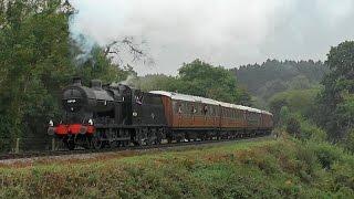 Severn Valley Railway - Autumn Steam Gala 2014