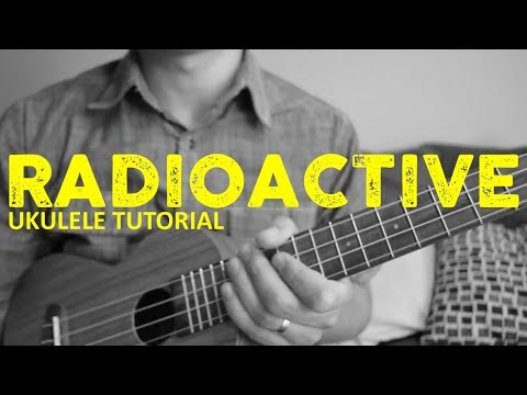 Imagine Dragons - Radioactive EASY Ukulele Tutorial - Chords - How To Play