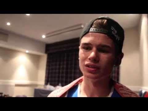 AMATEUR PROSPECT BOBBY WATSON CLAIMS IMPRESSIVE VICTORY IN FIRST BOUT OVER FREDDIE GONZALEZ.