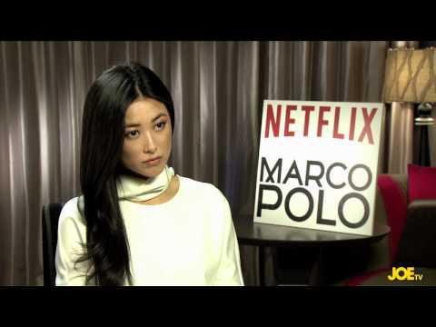 JOE meets Zhu Zhu, the star of Netflix's Marco Polo