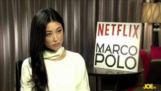 JOE meets Zhu Zhu, the star of Netflix's Marco Polo