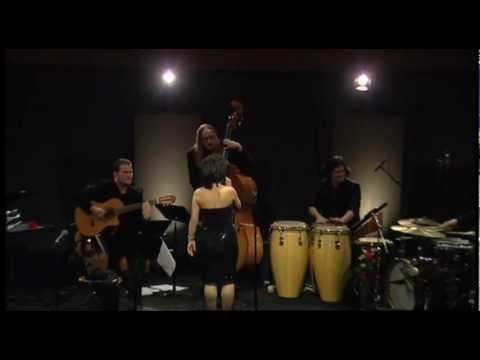 Mas que nada - (Jorge Ben Jor)- Manuela Mameli's Jazz.Samba.Project / Sweden 2011