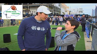 Giving Back with Zack - Ryan McDonagh of the Tampa Bay Lightning Interview