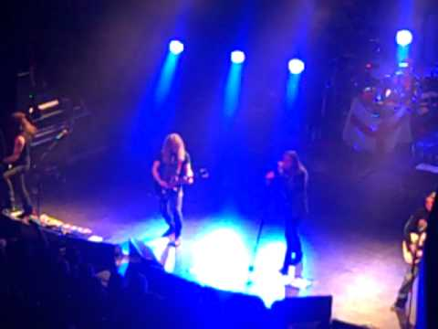 Saxon Call To Arms Shepherds Bush