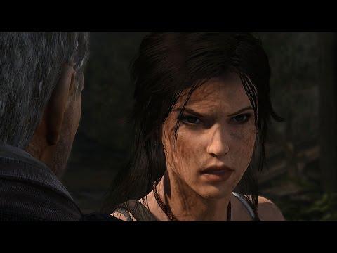 Tomb Raider: Definitive Edition 100% Complete Walkthrough Part 9 - Guilty Conscience