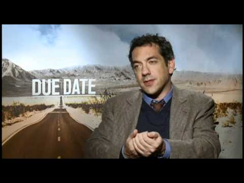 Due Date director Todd Phillips interview
