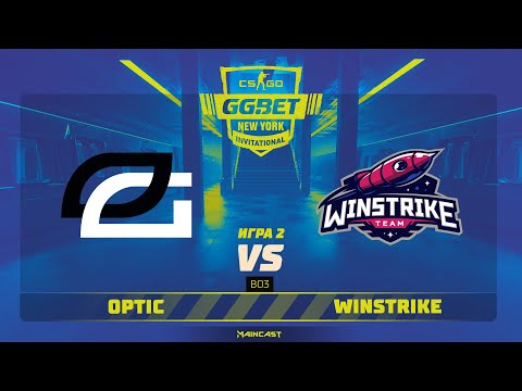 OpTic Gaming vs Winstrike vod