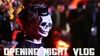 Halloween Horror Nights 2017 Opening Night Vlog