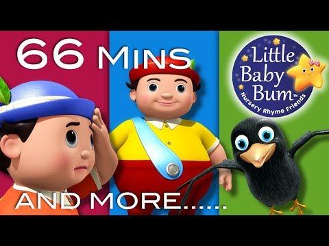 Little Baby Bum | Tweedledum and Tweedledee | Nursery Rhymes for Babies | Songs for Kids