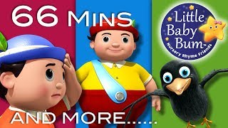 Little Baby Bum | Tweedledum and Tweedledee | Nursery Rhymes for Babies | Songs for Kids