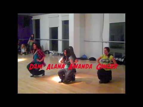 Alicia Keys - Put It In A Love Song feat. Beyonce Choreography by: Dejan Tubic