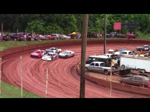Winder Barrow Speedway Modified Street Feature Race 5/19/18
