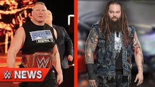 Lesnar Not Leaving The WWE? Bray Wyatt Injury Status! - WWE News Ep. 181