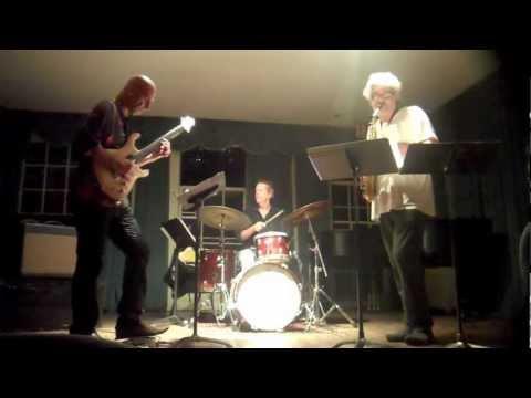 Big Satan (Berne, Ducret, Rainey) @ Greenwich House Music School, 9-7-12 5/5