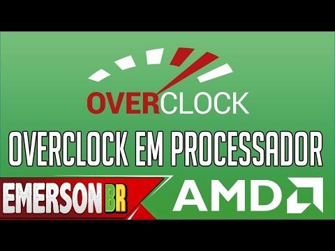 Tutorial - Aprenda como fazer Overclock simples em processadores AMD