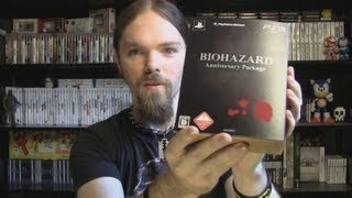 Biohazard (Japanese Resident Evil) Anniversary Package Unboxing