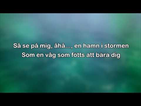 Jan Johansen - Se på mig (karaoke - lyrics)