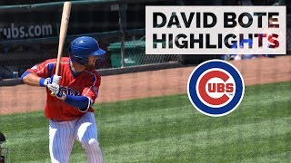 David Bote -- INF Iowa Cubs (Chicago Cubs)