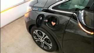 2017 Chevrolet Bolt EV - sound the alarm. Someone unplugged my car!