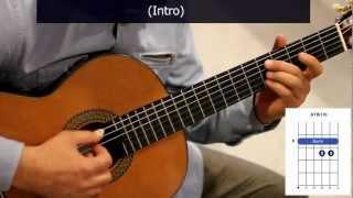"""Cómo tocar """"Chega de saudade"""" Tom Jobim/Vinícius de Moraes / How to play """"Chega de saudade"""""""