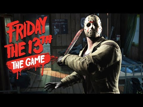 PLAYING AS JASON on FRIDAY THE 13TH GAME!!