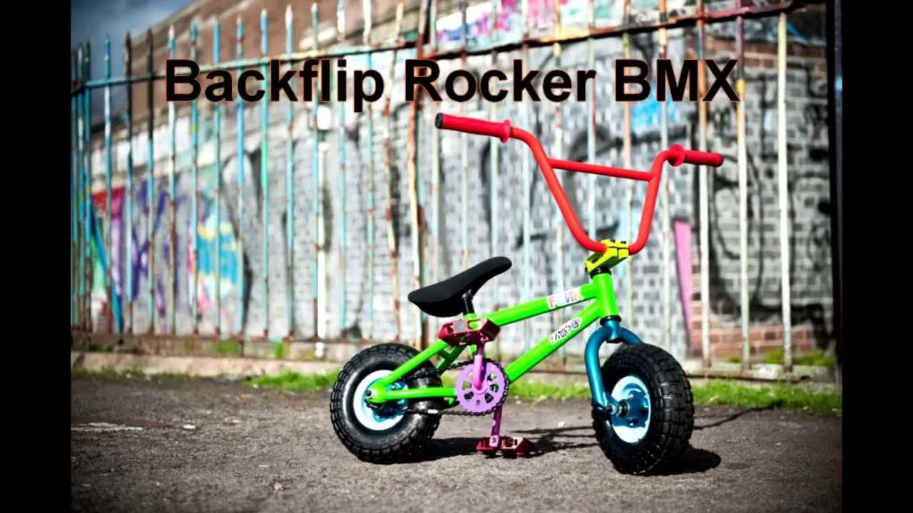 Backflip Rocker Bmx Bmx Youtube