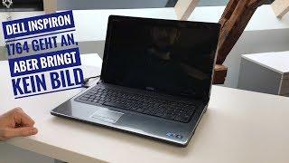 Dell Inspiron 1764 geht an aber bringt kein Bild