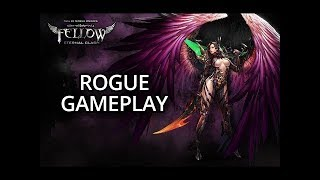 Full HD Fellow: Eternal Clash English Gameplay MMORPG Open World Android/IOS