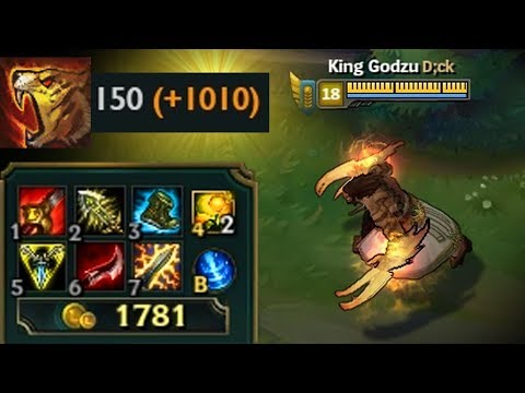 This New Udyr Build Is OP