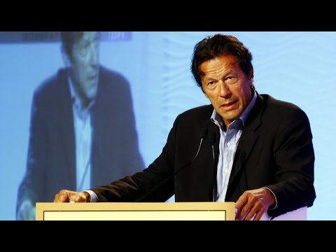 I'd like to see India-Pakistan trust each other one day - Imran Khan | HT Leadership Summit 2013