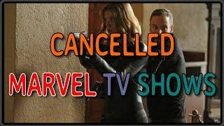 CANCELLED MARVEL TV SHOWS #1 (Marvel