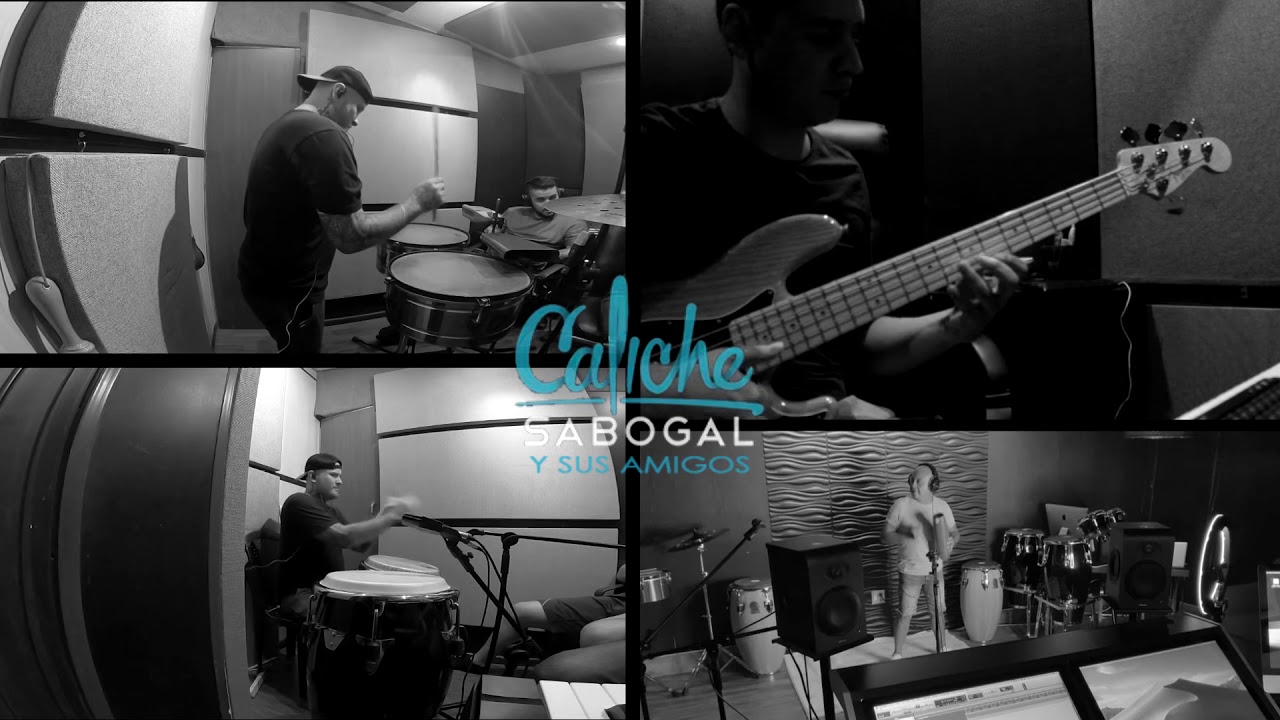 Caliche Sabogal y sus amigos (Tiempo Pa' Matar) Willie Colón