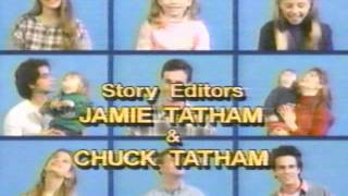Full House Brady Bunch end credits