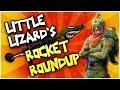 FORTNITE - LITTLE LIZARD'S ROCKET ROUNDUP! (Victory Royale)