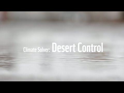 Climate Solver Desert Control