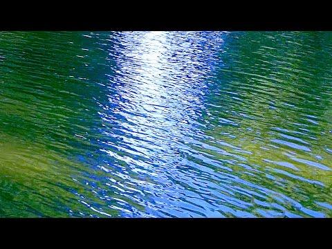 Волны на поверхности воды. Красивая Вода. Футажи Вода. Футажи для видеомонтажа