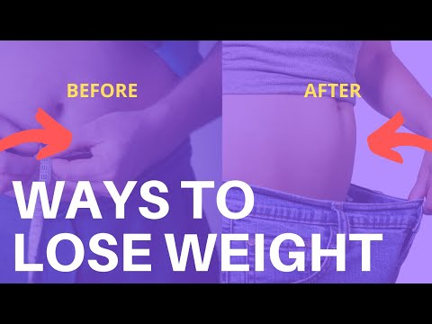 How To Lose Weight FAST for TEENAGERS 2020!