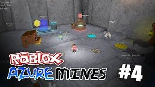 Azure Mines #4 - UPGRADES EVERYWHERE (ROBLOX AZURE MINES)