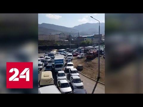 В горах переждать не вышло: коронавирус распространяется по Дагестану - Россия 24