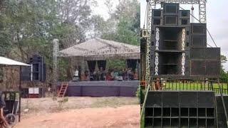 Cek sound RAHWANA Audio Soundsystem mirip Ramayana Jatim PLANET Top Dangdut