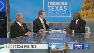 Inside Texas Politics: Why aren't corporations moving  to city of Dallas?