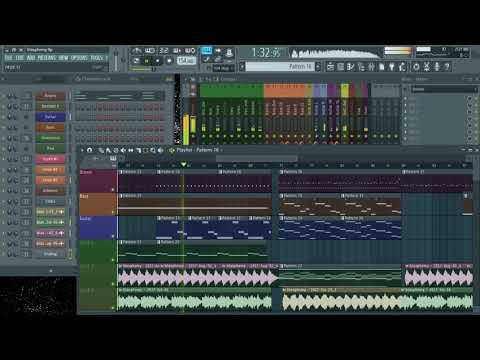 Bring Me The Horizon - Blasphemy (FL Studio)