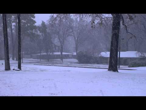 Snow in Tyler Tx