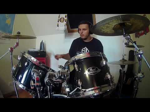 DIVA FAUNE FT. LEA PACI - GET UP (DRUM COVER)