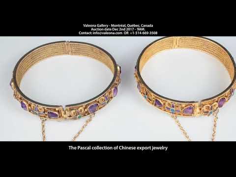 Chinese Decorative Arts - Montreal Dec 2 2017 Press video