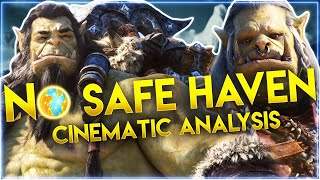 Safe Haven Cinematic - Thrall returns to fight for the Horde | Lost Codex Reaction & Analysis
