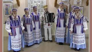 """""""Огонек"""" - вокальная группа народного ансамбля народной песни """"Сябрына"""""""