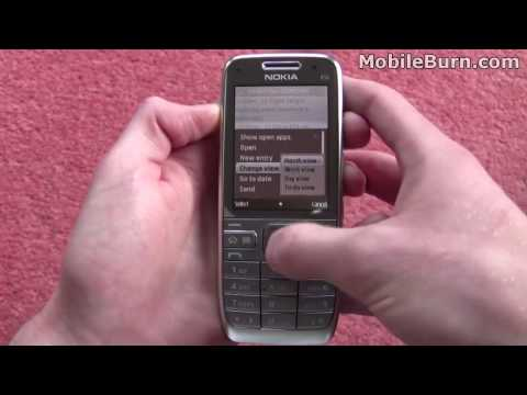 Nokia E52 review - part 2 of 2