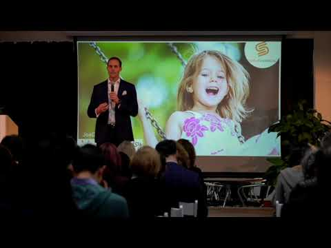 Dr Joe Dusseldorp Full Interview & Pitch To Treat Spasticity In Cerebral Palsy